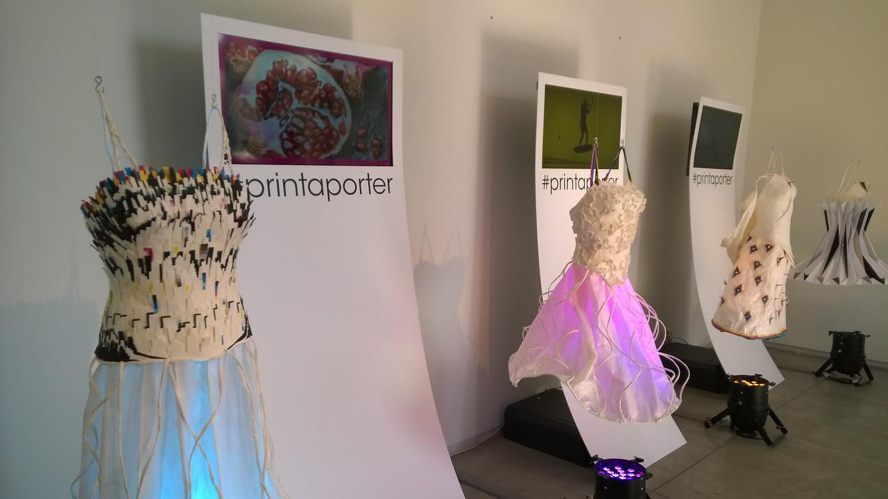 """Printed"" fashion makes it's mark st SuperStudio in Tortona"