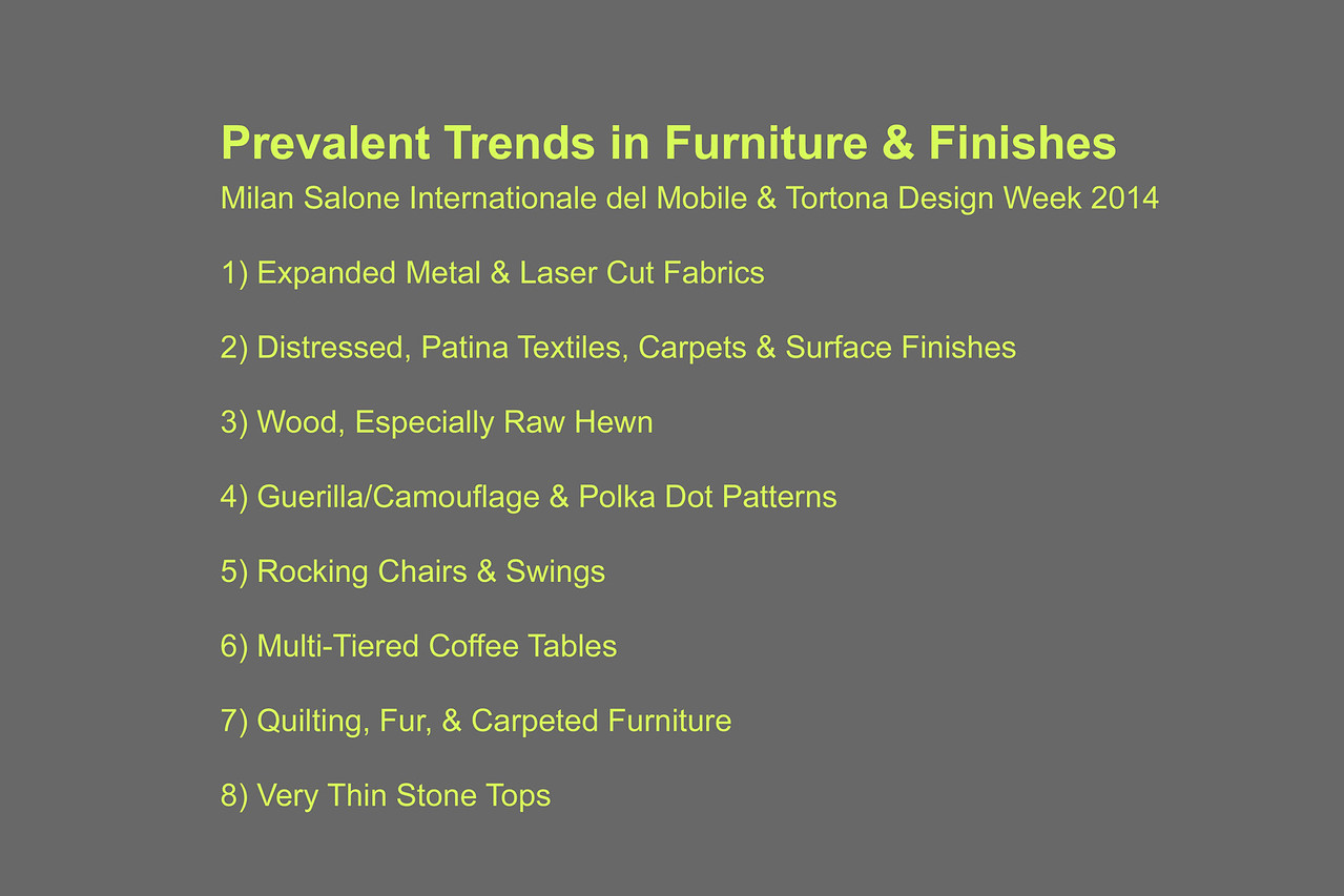 2014 Trending Furniture 001