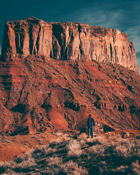 Frankieboy Photography |  Stone Castle | Travel Photography Explore Utah