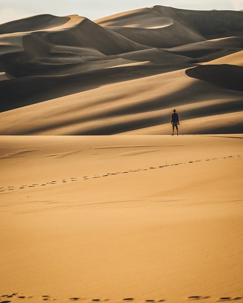 Frankieboy Photography |  Dune Walker | Travel Photography Exploring Colorado