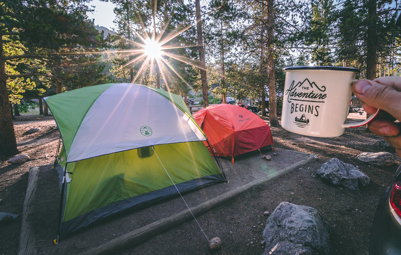 Pitch Your Tents Here | Travel Photography Exploring Colorado
