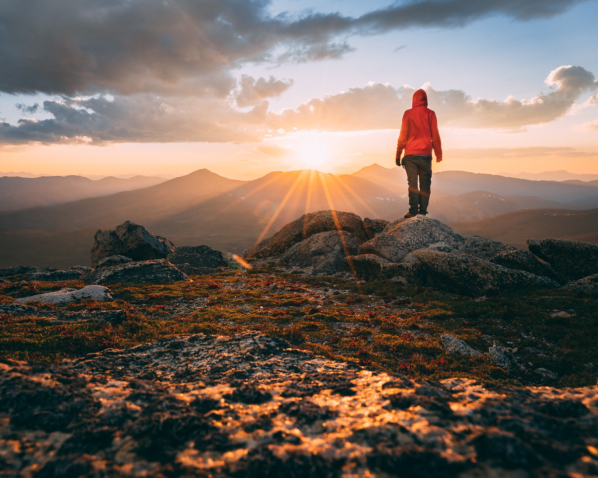 Adventurers Have Perseverance | Travel Photography Exploring Colorado