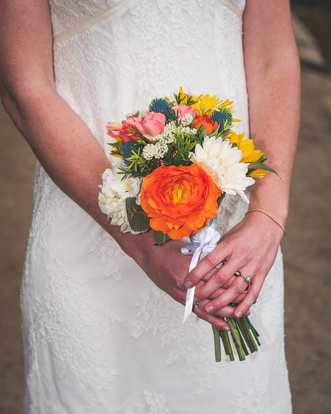 Wedding Photography | Lisa and Nic's Breckenridge Wedding | Spring 2019