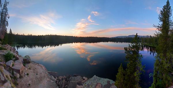 2014 - Palisade Lake_High Uintas