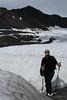 August 2011. Hiking the Harding Ice Field Trail near Seward.