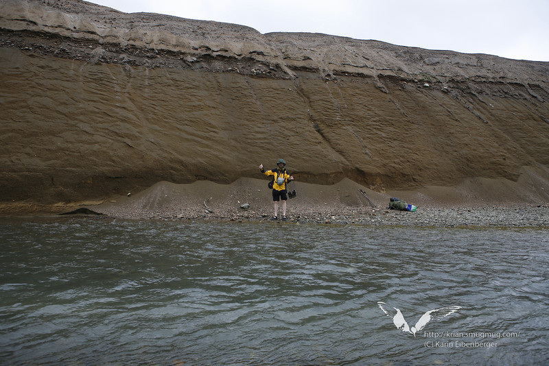 August 2011. Hiking to the Valley of 10,000 Smokes, Katmai Ntp.