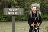 August 2011. Chilkoot Trailhead at Dyea.