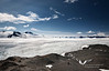 Harding Ice Field and Exit Glacier.