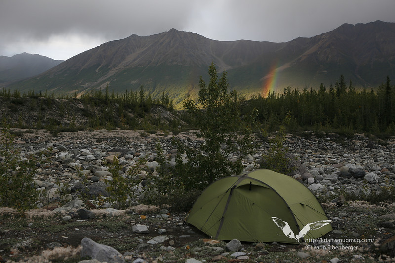 August 2011. Wrangell St. Elias National Park.