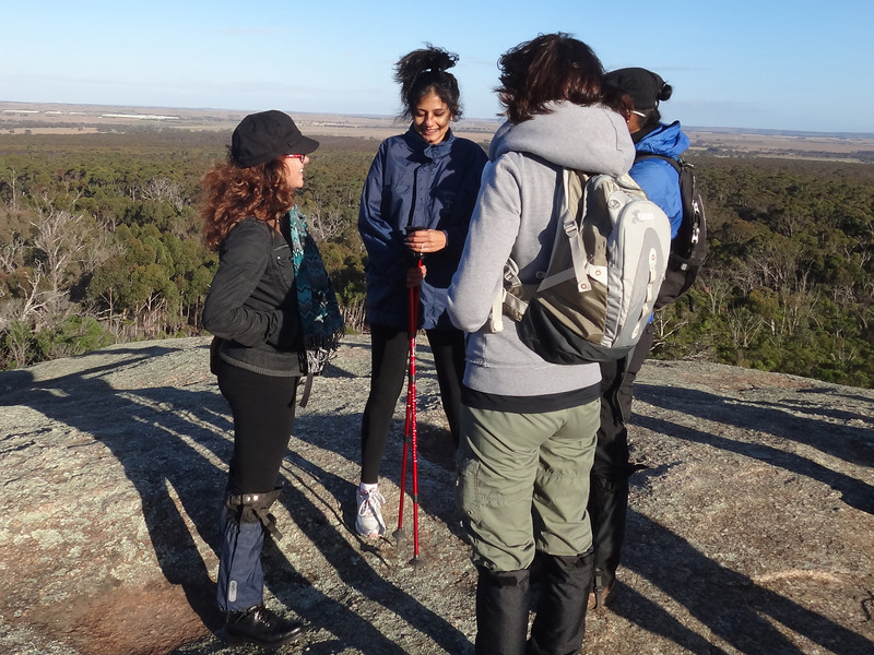 Shae, Anki, Rose and Sunita