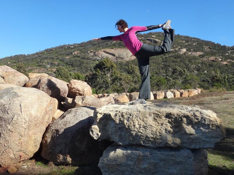 Jessica - The Adventure yogi!