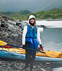 Sea Kayaking<br /> Columbia Glacier, Prince William Sound <br /> Alaska<br /> © 2009