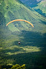 Paraglide Soaring<br /> Alyeska Mountain Resort<br /> Girdwood, Alaska<br /> © 2011