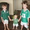 The Irish Team! March 2009