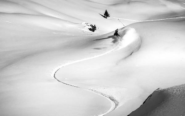 Turns for the Soul, Kühtai, Austria 2017, Daniel Vonach, Jones Snowboards