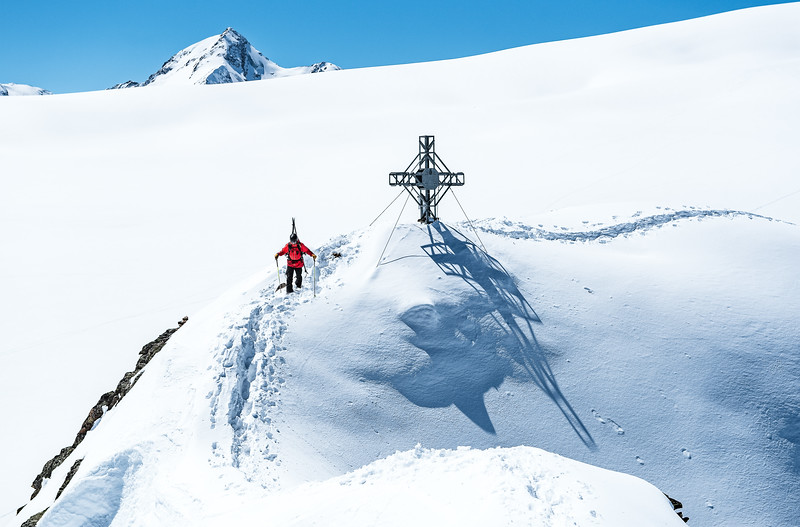 Summit Cross, Nico Metz, Kaunertaler Gletscher 2019
