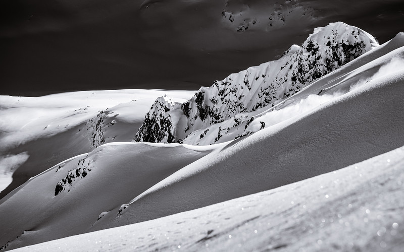 Perfect Snow-conditions, Mattia Vicentini, Kühtai 2019
