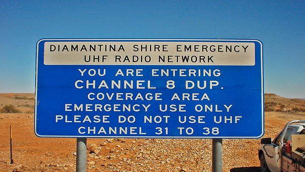 Diamantina country now.