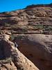 Canyoneering, Poison Spring, UT, USA
