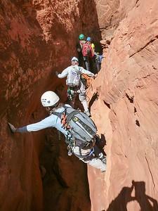 Poison Spring canyons, UT, USA