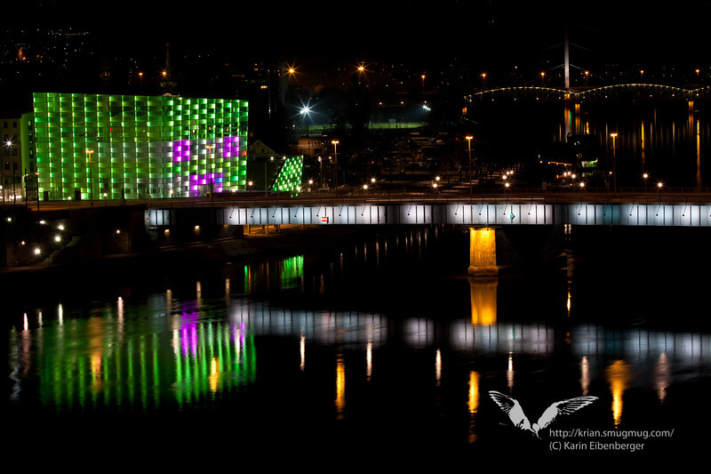 March 2011. Ars Electronica Centre.