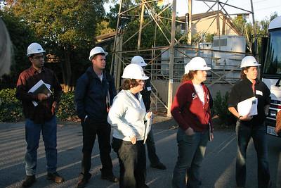 City of Palo Alto Utilities Tour 2008