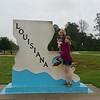 Made it through Louisiana!