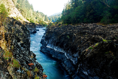 Mule Creek Canyon, Rogue River