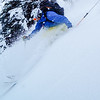 Icefall Lodge, Selkirk Moutains, BC, Canada