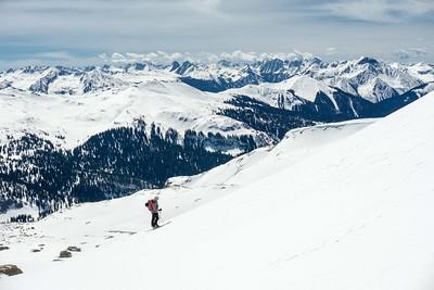 San Juan Mountains, Red Mountain Pass, CO, USA