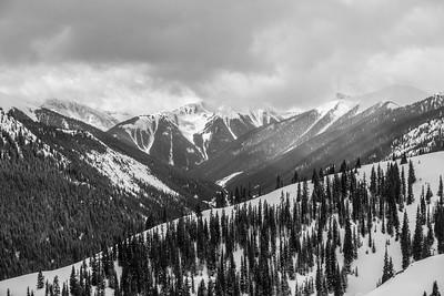 Red Mountain Pass, Ouray, CO, USA