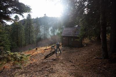 Grayback Mountain Shelter