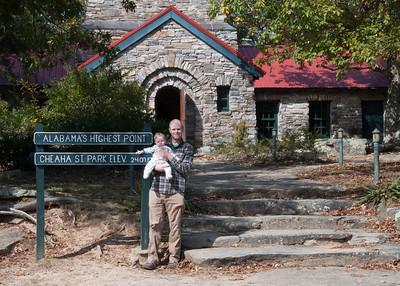 Cheaha State Park (AL)