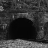 Entrance to the railway tunnel, from 1902