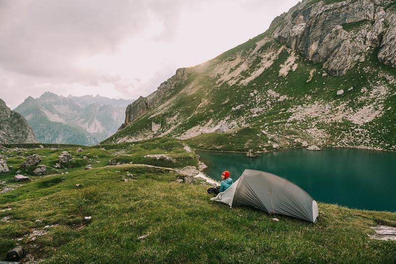Summe Nights, Lechtal, Austria 2018, Fiona