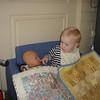 Flo and baby Noni