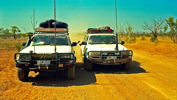 Portmans 4x4 Kimberley adventure
