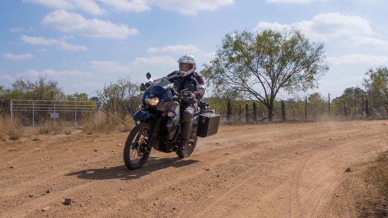 KLR650 – Texas Adventure