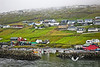 Capital of the Faroese Islands - Tórshavn.