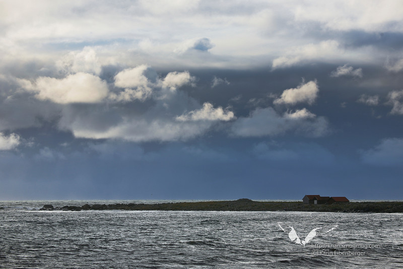 There is a storm arising. Just a bit south of Stavanger.