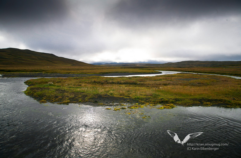 North Iceland, on the border of the highlands.