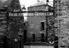 At Highland Park Distillery.
