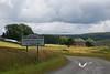 Finally: the Scottish border!