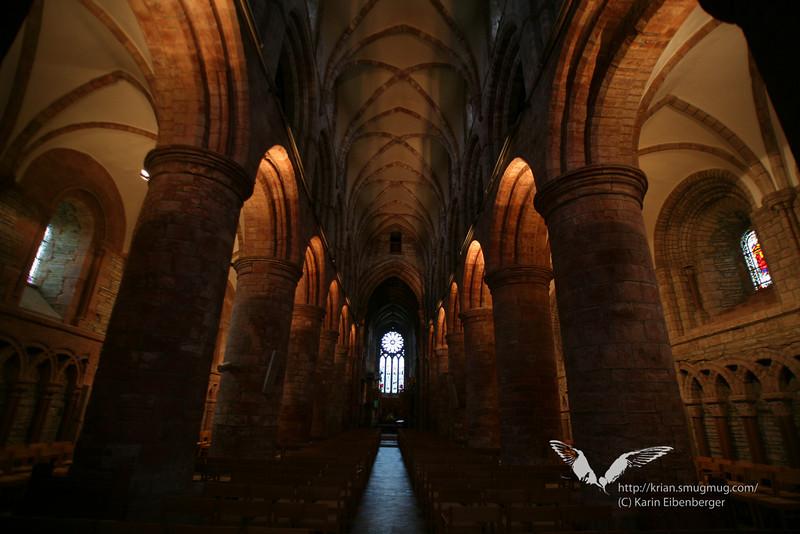 St. Magnus cathedral, Kirkwall.