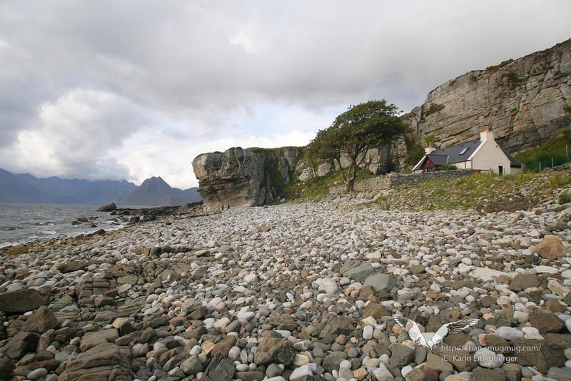 A school on the Isle of Skye. Very scenic.
