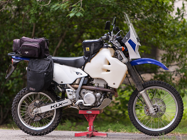 Introducing the DR-Z440w – Texas Adventure