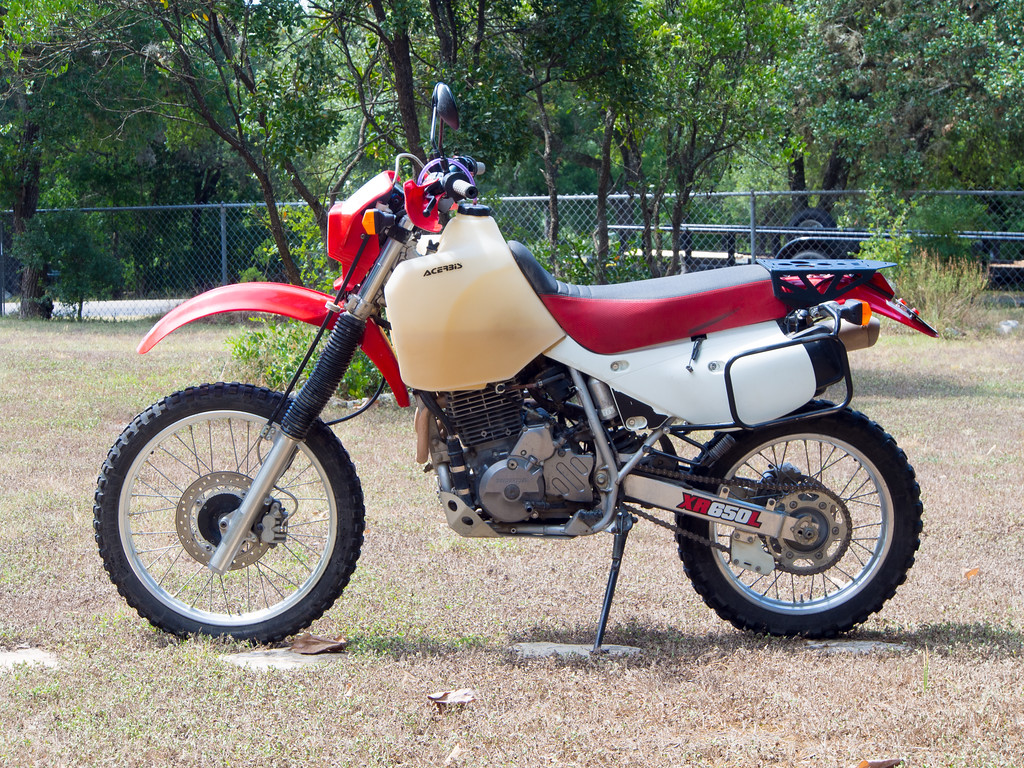 2006 honda xr 650l about 29 600 miles will change as i still ride the bike 4000 or obo located in austin