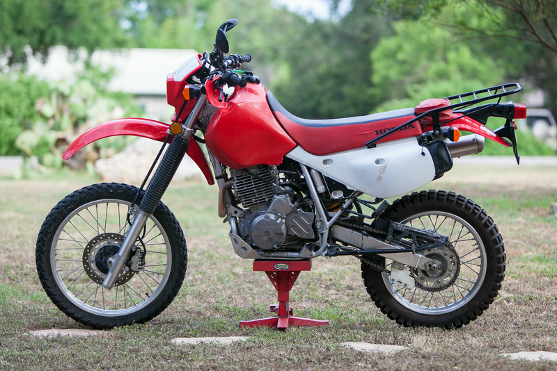 Project Xr650l Adventure Texas Adventure