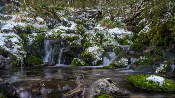 A side creek.