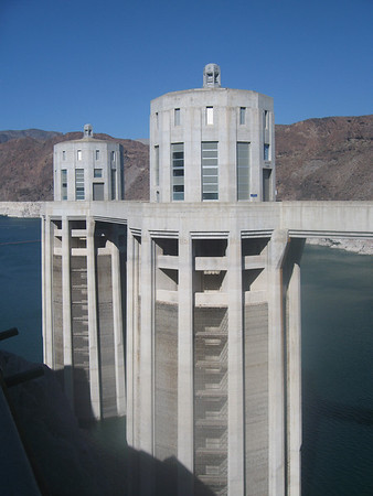 Lake Mead (Hoover Dam)